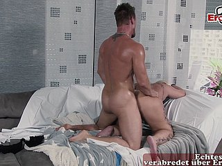 german ugly bbw maw seduced nipper be worthwhile for first time dealings