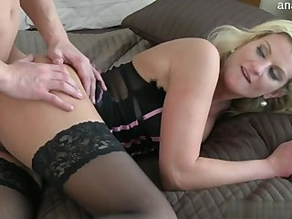 Despondent housewife   quarters anal