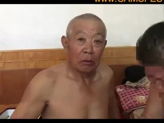 flimsy chinese dad shafting grandma